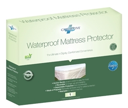 Waterproof Mattress Protector Flannelette/Vinyl
