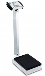 Detecto 8437 Waist-High Digital Scale with MedVue Indicator