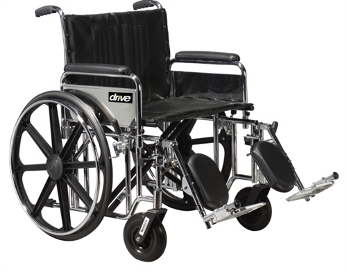 Bariatric Sentra Heavy-Duty  Wheelchair