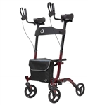 Vive Health Upright Standing  Rollator Walker