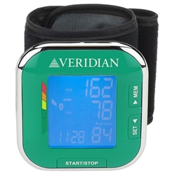 Southeastern Medical Supply, Inc - Veridian 01-508 Wrist Blood Pressure Monitor -