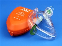 ADC ADSafe CPR Pocket Resuscitator