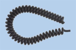 Replacement 8 ft Coiled Tubing for Aneroid Sphygmomanometer