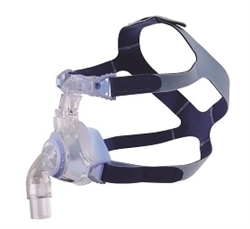 EasyFit CPAP Full Face Mask, Gel, Small