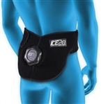 ICE20 Ice Therapy Compression Wrap for Back and Hip