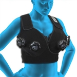 ICE20 Ice Therapy Compression Wrap for Chest Area