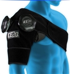 ICE20 Ice Therapy Dual Compression Wrap for Shoulder