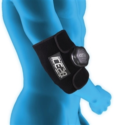 ICE20 Ice Therapy Compression Wrap for Elbow and Knee Areas