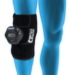 ICE20 Ice Therapy Compression Wrap for Knee