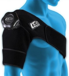 ICE20 Ice Therapy Compression Wrap for Shoulder