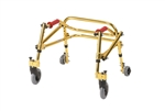 Tyke Nimbo Rehab Lightweight Golden Yellow Posterior Posture Walker
