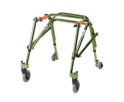 Junior Nimbo Rehab Lightweight Lime Green Posterior Posture Walker