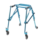 Youth Nimbo Rehab Lightweight Cornflower Blue Posterior Posture Walker