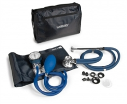 Southeastern Medical Supply, Inc - Lumiscope Model 100-040 Nurses Combo BP Kit Sphygmomanometer with Sprague Style Stethoscope and Carry Case