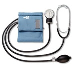 Southeastern Medical Supply, Inc - Omron Model 104MAJ Home Blood Pressure Kit with Large Cuff
