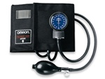 Southeastern Medical Supply, Inc - Omron Model 108mlnl LATEX FREE Professional Series Extra Large Aneroid Sphygmomanometer