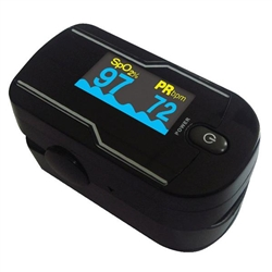 Southeastern Medical Supply, Inc - Choice MD300C21C Fingertip Pulse Oximeter | Finger Pulse Oximeter | Portable Oximeter | Pediatric Oximeter | Accurate Home Use
