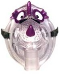 Southeastern Medical Supply, Inc - MQ0047 Nic the Dragon Latex Free Pediatric Nebulizer Mask