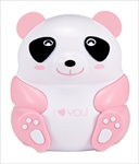 Southeastern Medical Supply, Inc - Airial MQ-6005 Pink Panda Bear Pediatric Nebulizer