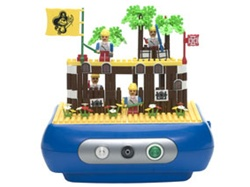 MQ-0073 Pirate Island Block Set