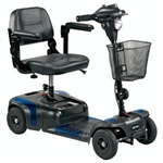 Drive Medical Phoenix 4 Wheel Compact Portable Travel Power Scooter