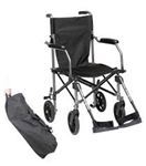 Travelite Transport Wheelchair Chair in a Bag
