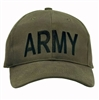 Rothco Supreme Low Profile Adjustable Cap - OD Green ARMY