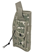 Universal MOLLE Ambidextrous Tactical Pistol Holster - ACU Digital Camo