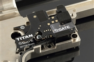 Gate TITAN Airsoft Advanced drop-in AEG MOSFET Complete Set with Programming Card and USB-Link - (Rear Wired)