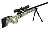 UTG AccuShot Competition Shadow Ops Bolt Action L96 Airsoft Sniper Rifle - ACU Digital