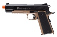 Umarex Elite Force 1911 TAC Full Metal CO2 Blowback Airsoft Pistol