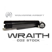 Wolverine Airsoft WRAITH: CO2 Stock