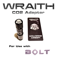 Wolverine Airsoft WRAITH: CO2 Adapter