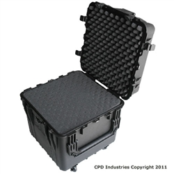 Pelican 0340 case with Pick & Pluck Polyurethane foam
