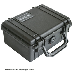 Pelican 1150 Case with Solid Foam