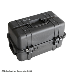 Pelican 1460 Case with Pick & Pluck Polyurethane foam