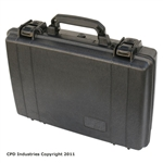 Pelican 1470 Case with Solid Foam