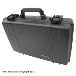 Pelican 1490 Case with Solid Foam
