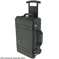 Pelican 1514 Case with Padded Dividers