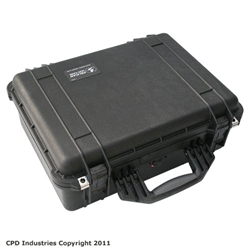 Pelican 1520 Case with Solid Foam