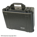 Pelican 1550 Case with Solid Foam