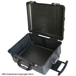 Pelican 1560 case empty - no foam