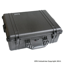 Pelican 1600 Case with Pick N Pluck Foam