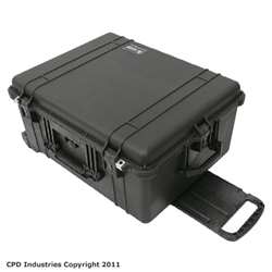Pelican 1610 Case with Solid Foam
