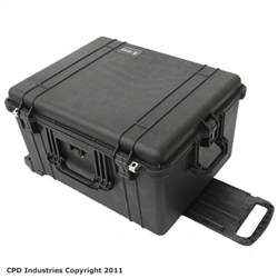 Pelican 1620 Case with Solid Foam