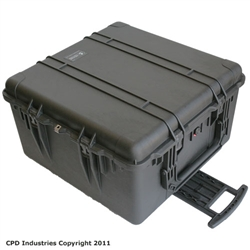 Pelican 1644 Case with Padded Dividers
