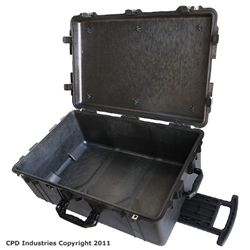 Pelican 1650 Carrying Case Empty
