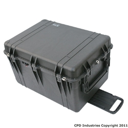 Pelican 1664 Case with Padded Dividers