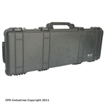 Pelican 1720 Case with Solid Foam