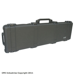 Pelican 1750 Gun Case with Convoluted Foam